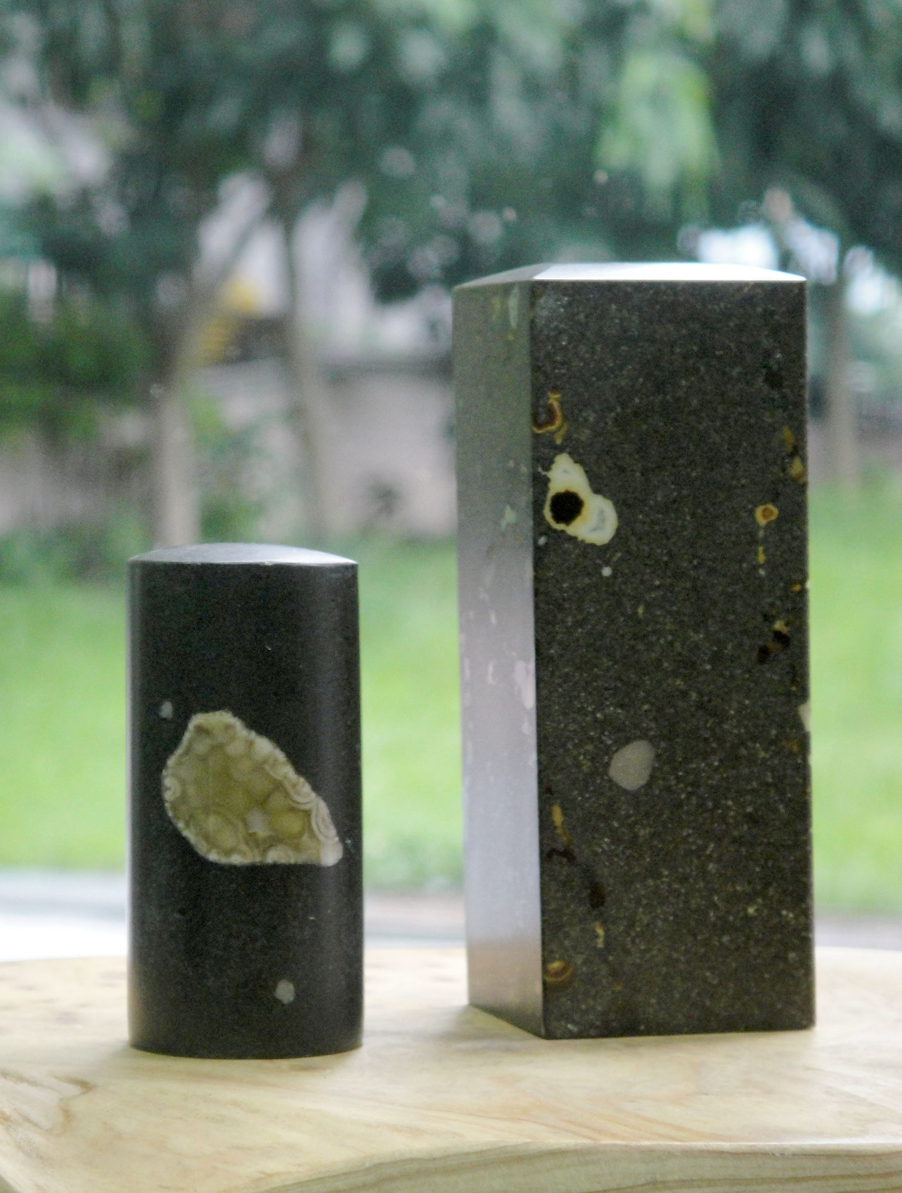 石藝小品-文石印章