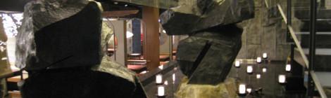 太極石雕於鼎王餐飲集團