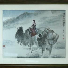 王德亮-西藏風雪