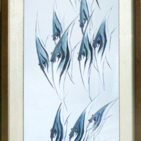 許維西-神仙魚