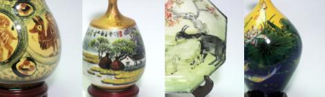 名家手繪陶瓷